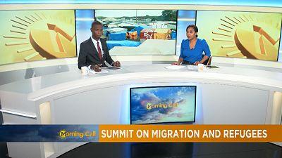 Sommet de l'onu sur la migration [The Morning Call]