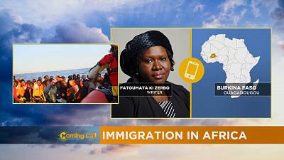 L'immigration africaine [The Morning Call]