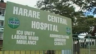 Zimbabwe : l'un des plus grands hôpitaux face à la pénurie de médicaments