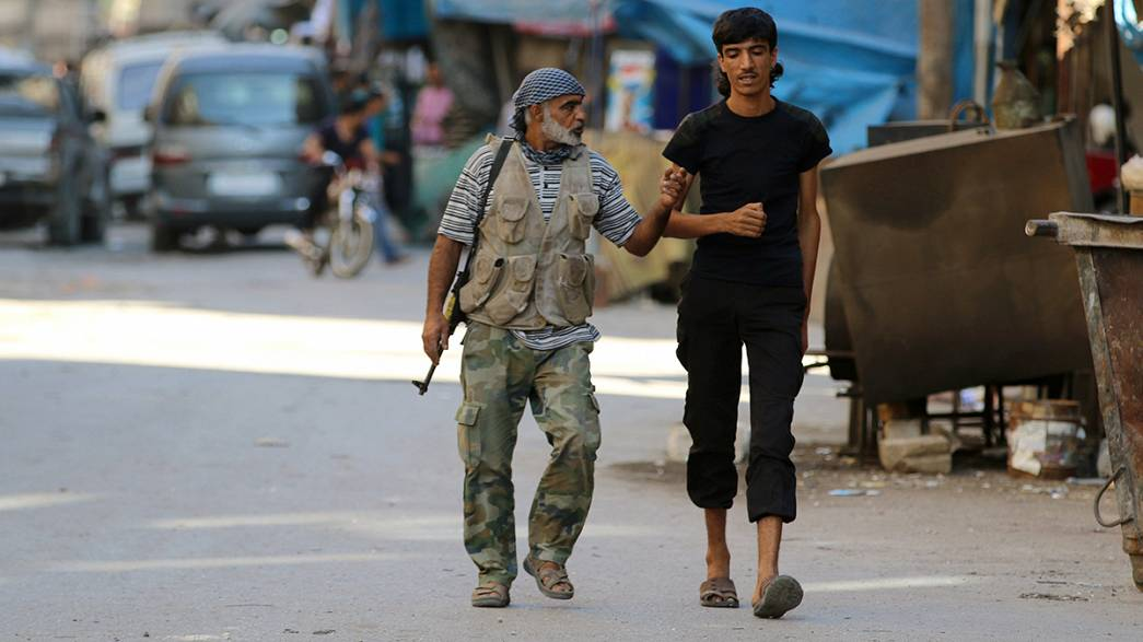 Suriye: ABD ile IŞİD arasında ilişki var