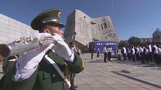 China: 85 Jahre Mukden-Zwischenfall