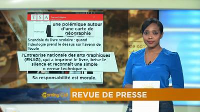 Revoir la revue de presse du 19-09-2016 [The Morning Call]