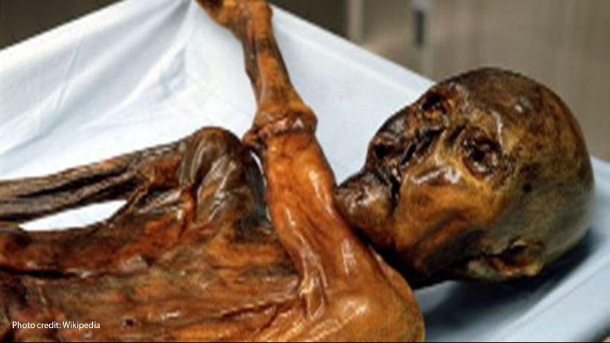 25 éve találták meg Ötzit