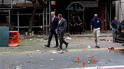 Découverte de nouveaux engins explosifs dans le New Jersey