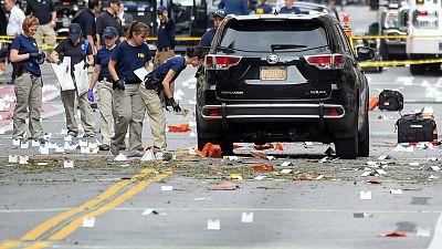 """Attentat de New York: """"un acte terroriste"""" selon le gouverneur"""