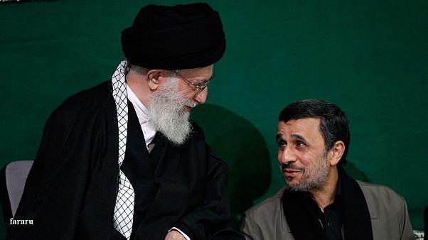 رهبر جمهوری اسلامی احمدینژاد را از نامزدی در انتخابات نهی کرده است