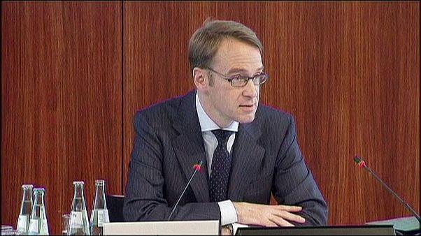 German ECB policymaker Weidmann warns on London's financial hub role post-Brexit