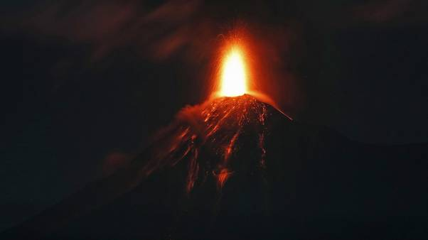 Image: Guatemala's Volcano of Fire