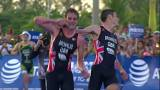 WM-Finale: Triathlon-Drama um Jonathan Brownlee