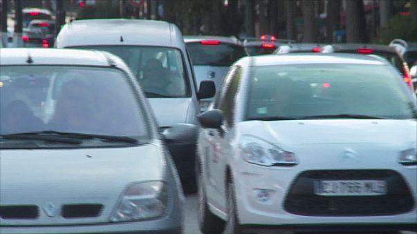 Около 80% автомобилей на дорогах ЕС далеки от норм экологической чистоты
