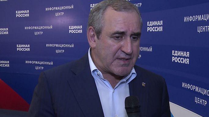 """سيرغي نيفروف ليورونيوز:"""" نتائج الإنتخابات تعكس مدى توحد الروس """""""