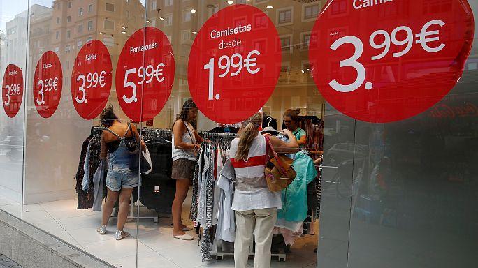Ütemesen fejlődik a spanyol gazdaság