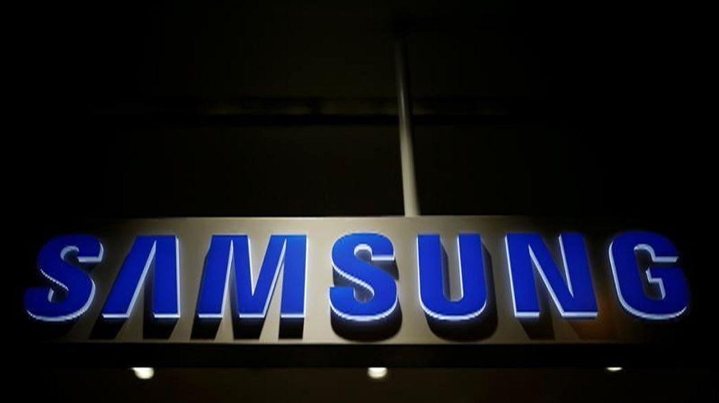 Samsung 900 milyon Dolar'lık hisse sattı