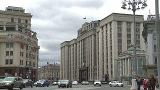 """Rusia Unida logra un aplastante triunfo en unas parlamentarias tildadas de """"apáticas"""""""