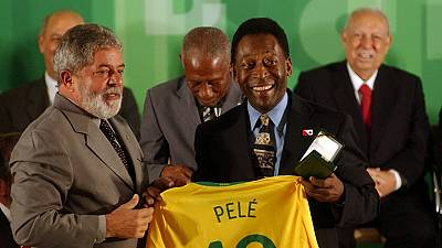 Brazilian football legend Pele to visit Nigeria