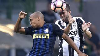 Inter Milan come from behind to beat Juventus at the San Siro