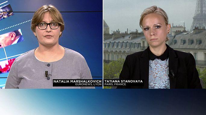 """Euronews özel: """"Birleşik Rusya zaferini Putin'in vatanseverlik söylemlerine borçlu"""""""