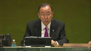 Refugiados dominam cimeira da ONU