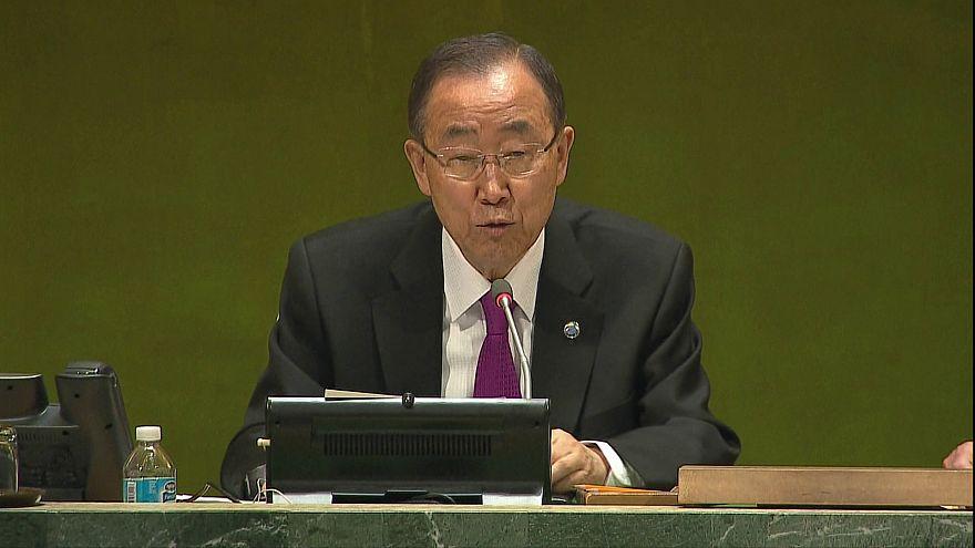 برپایی مجمع عمومی سازمان ملل با موضوع بحران پناهجویان