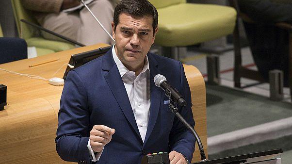 Αλέξης Τσίπρας: «Αν αποτύχoυμε στο προσφυγικό, θα ενισχυθεί ο εθνικισμός και η ξενοφοβία»