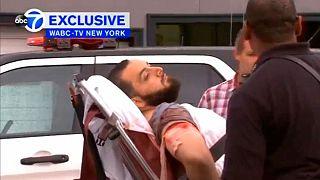 New York bomb attacks suspect captured after gun battle