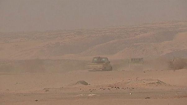 Emberrablás Líbiában
