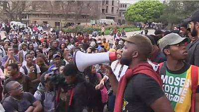 #FeesMustFall in South Africa regaining momentum following government's proposal