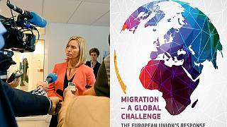 EU announces $50bn investment in Africa and Mediterranean to combat migration