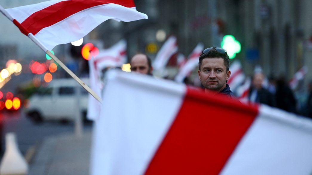 Λευκορωσία: Οι αρχές επέτρεψαν αντικυβερνητική διαδήλωση