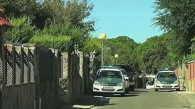 Madrid'te parçalara ayrılmış dört ceset bulundu
