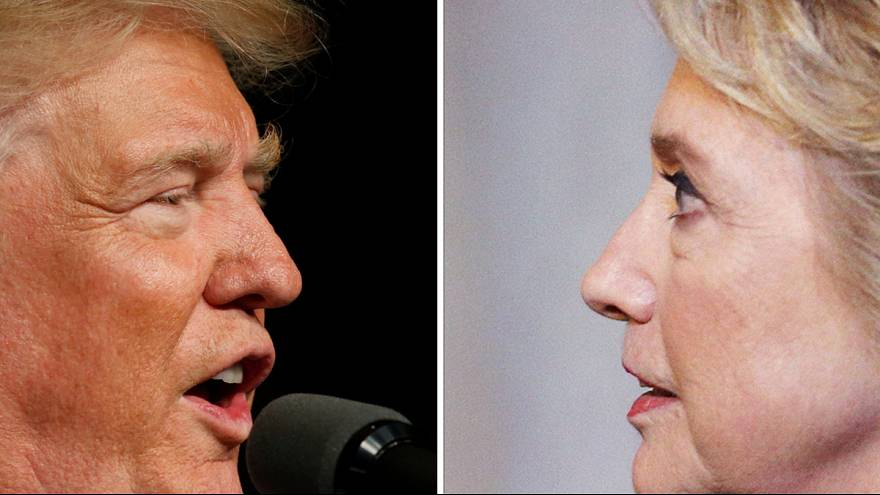 Clinton and Trump clash over terrorism after bombings