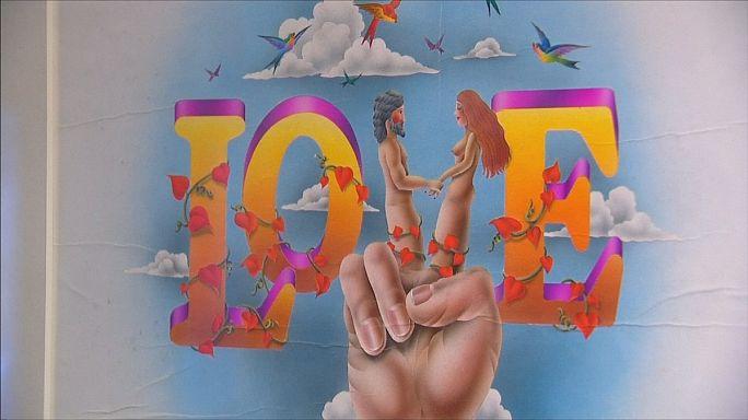 A 60-as évek életérzése egy londoni kiállításon