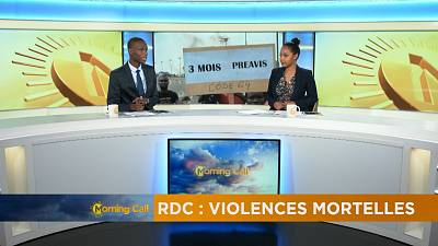 RDC : violences meurtrières [The Morning Call]