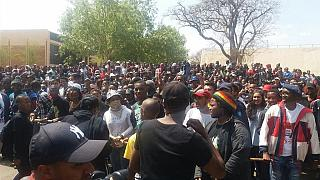 31 South African university students arrested during protest against tuition fees