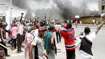 DRC Violence: AU, international community condemn chaos