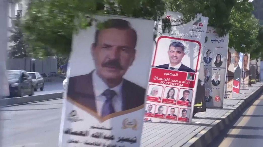 Ürdün'de halk parlamento seçimleri için sandığa gitti