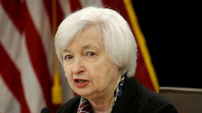 В США открылось двухдневное заседание ФРС