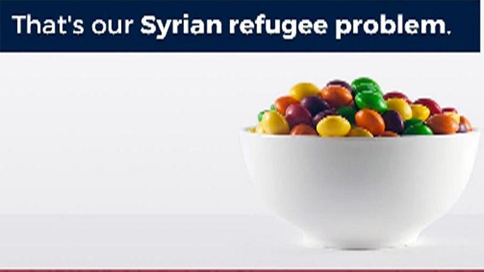 Quand Trump Jr. compare les réfugiés à des bonbons empoisonnés