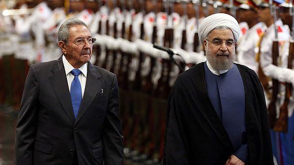 ایران و کوبا، متحدان متفاوت