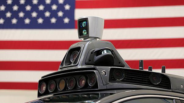 США: будущее за автомобилями без водителя