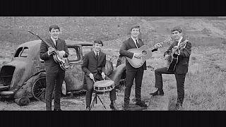 Újra filmen a Beatles