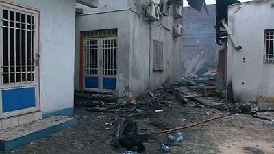 RDC: des sièges de l'opposition incendiés, plusieurs morts