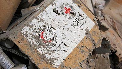 UN suspends aid convoys to Syria