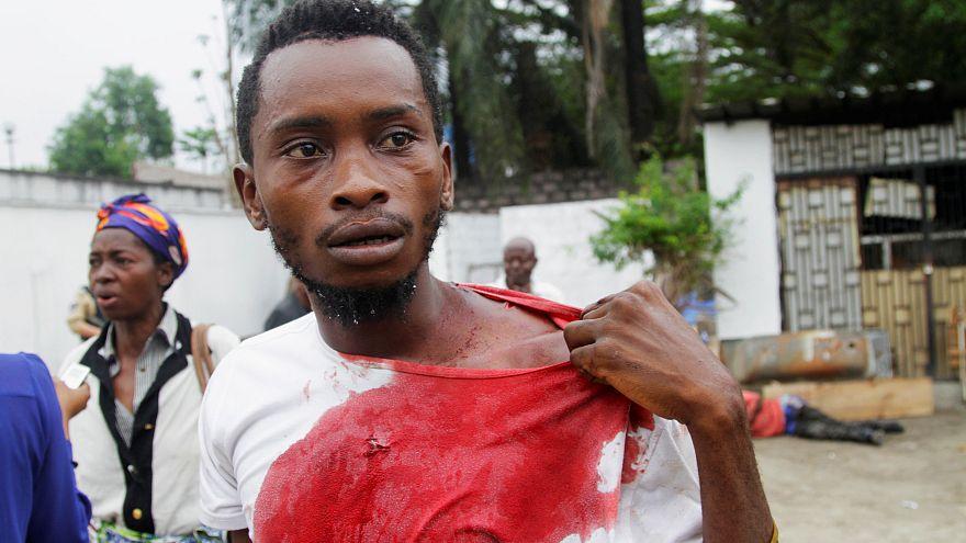 Demokratik Kongo Cumhuriyeti'nde şiddet: Muhalefet binaları ateşe verildi