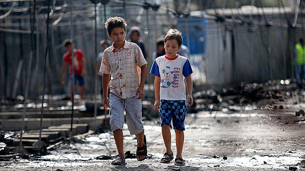 I bambini migranti