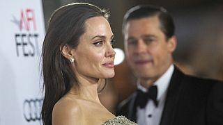 Звездные пути Анджелины Джоли и Брэда Питта разошлись