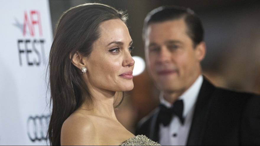 Brangelina breaks-up! Angelina Jolie files for divorce from Brad Pitt