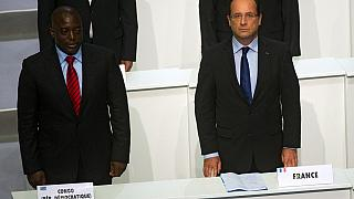 DRC: The constitution must be respected, elections must take place - Hollande