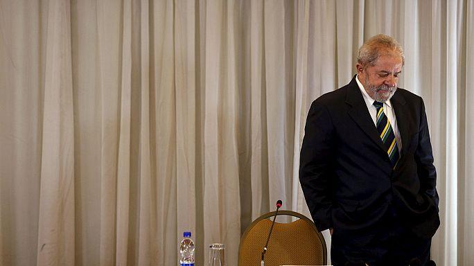 Bíróság elé áll a volt brazil elnök