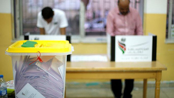 Ürdün'de Temsilciler Meclisi seçimi